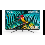 "TCL TV QLED 55"" 4K ULTRA SLIM  HDR PREMIUM ONKYO SOUND BAR ANDROID NERO GARANZIA"