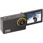 "NILOX HOLIDAY  NX4KHLD001 ACTION CAM 4K HD FLIP DISPLAY 2"" 20 MPX GARANZIA"