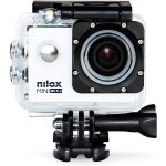 "NILOX NXMWF2001 ACTION CAMERA MINI WI-FI 2 4K 30 FPS DISPLAY 2"" MICRO SD"
